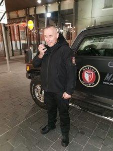 eChat E350G PoC adóvevő a Marcus Securitynél
