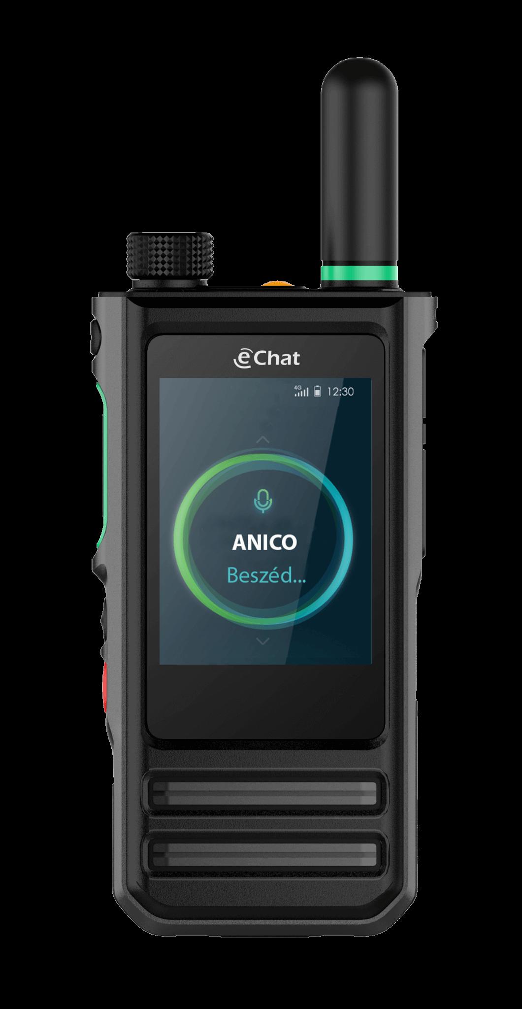 eChat E360 poc internetalapú adóvevő