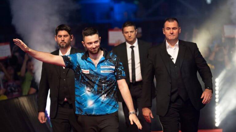 Hungarian Darts Trophy - Darts játékos védelme