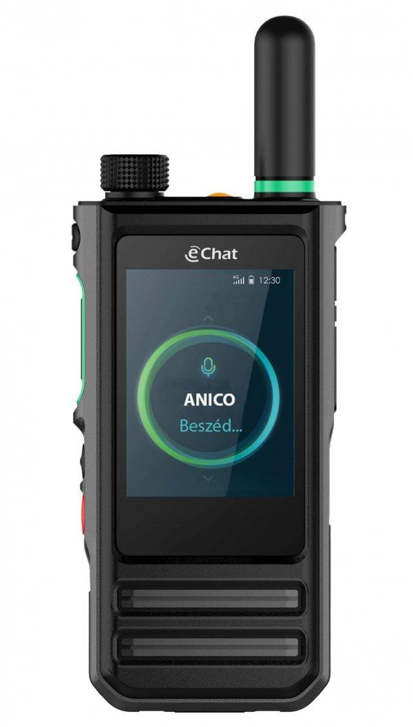 eChat E360 PoC adóvevő