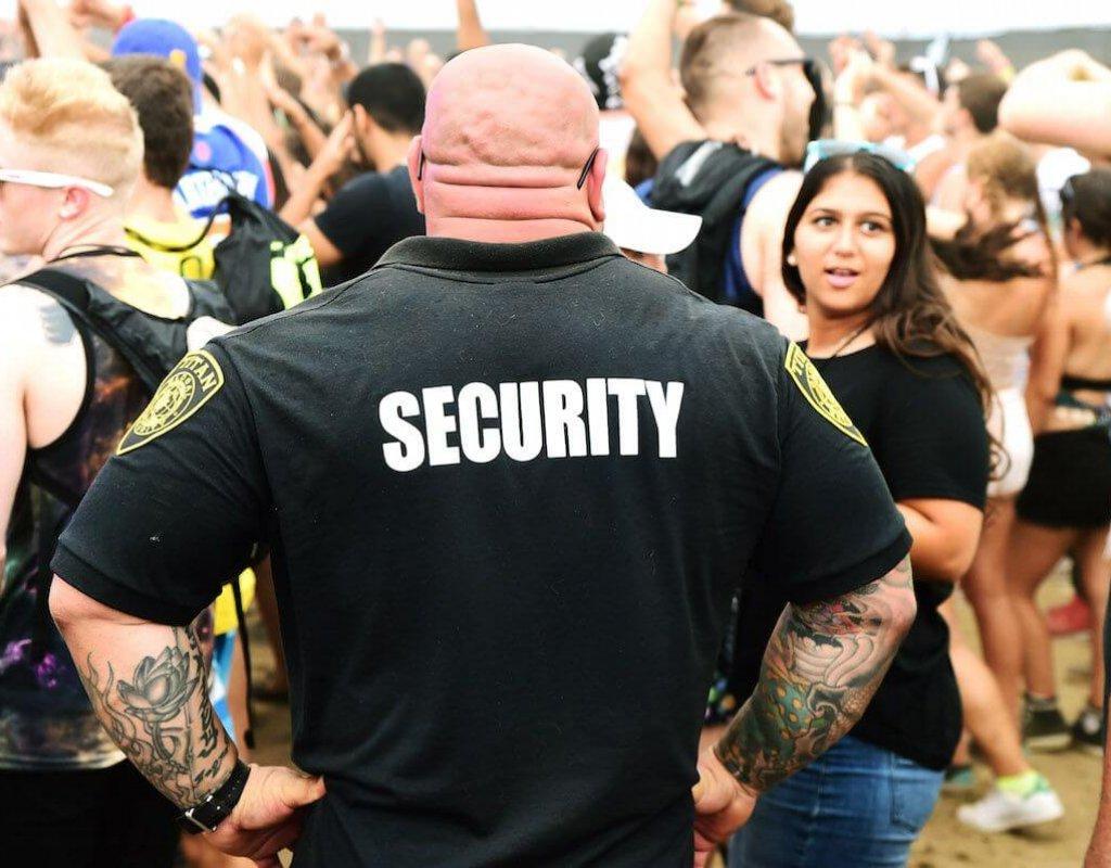 security rádióbérlés